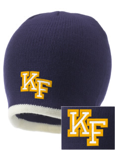 Knight Fundamental Academy Knight Hawks Embroidered Knit Cap