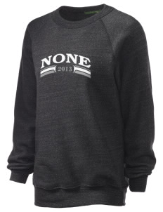 Oak Ridge none Unisex Alternative Eco-Fleece Raglan Sweatshirt