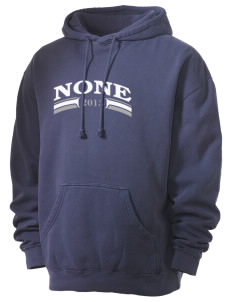 Oak Ridge none Men's 80/20 Pigment Dyed Hooded Sweatshirt
