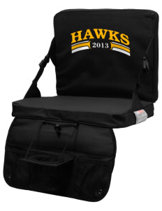 William R. Satz School Hawks Holloway Benchwarmer