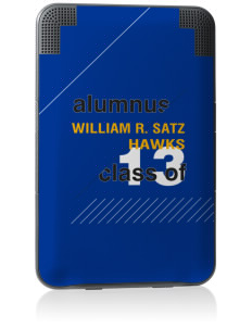 William R. Satz School Hawks Kindle Keyboard 3G Skin