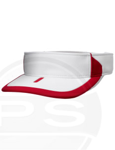 Buffalo Seminary Red-Tailed Hawks Embroidered M2 Sideline Adjustable Visor