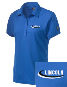 Lincoln Middle School Bears Embroidered OGIO Women's Jewel Polo