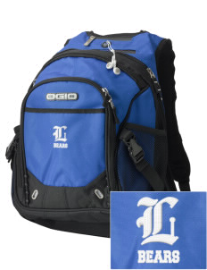 Lincoln Middle School Bears Embroidered OGIO Fugitive Backpack