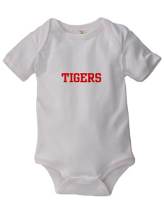 Hamilton Primary School Tigers Baby Zig-Zag Creeper