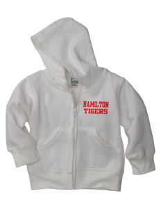 Hamilton Primary School Tigers Baby Full Zip Hoodie