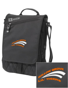 Willow Grove Elementary School Lil' Tigers Embroidered OGIO Module Sleeve for Tablets