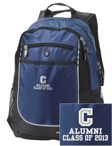 Conlee Elementary School Colts Embroidered OGIO Carbon Backpack