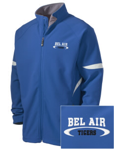 Bel Air Elementary School Tigers Holloway Embroidered Men's Radius Zip Front Jacket