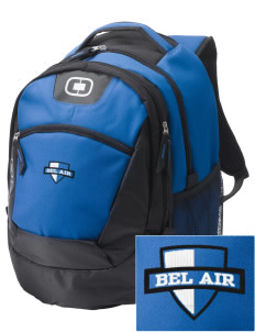 Bel Air Elementary School Tigers Embroidered OGIO Rogue Backpack