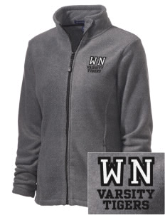 Willard North Elementary School Tigers Embroidered Women's Wintercept Fleece Full-Zip Jacket