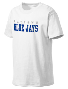 Raytown High School Blue Jays Kid's Essential T-Shirt