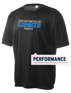 Mount Saint Mary College Knights Men's Competitor Performance T-Shirt