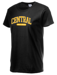 Central Elementary School Bulldogs Women's 6.1 oz Ultra Cotton T-Shirt