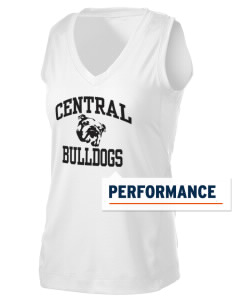 Central Elementary School Bulldogs Women's Performance Fitness Tank