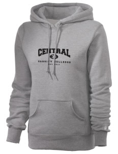 Central Elementary School Bulldogs Russell Women's Pro Cotton Fleece Hooded Sweatshirt