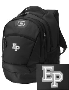Eustis-Farnam Public School Knights Embroidered OGIO Rogue Backpack