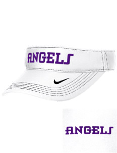 Robison Middle School Angels Embroidered Nike Golf Dri-Fit Swoosh Visor