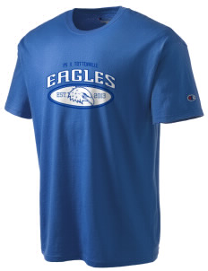 PS 1 Tottenville Eagles Champion Men's Tagless T-Shirt