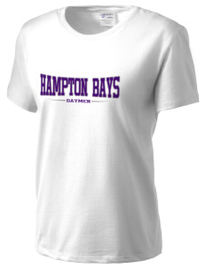 Hampton Bays Secondary School Baymen Women's Essential T-Shirt