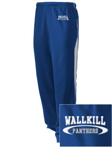 Wallkill High School Panthers Embroidered Holloway Men's Pivot Warm Up Pants