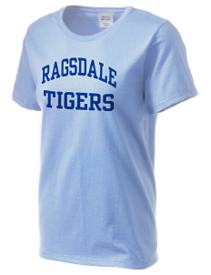 Ragsdale High School Tigers Women's Essential T-Shirt