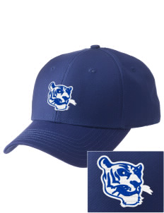 Ragsdale High School Tigers  Embroidered New Era Adjustable Structured Cap