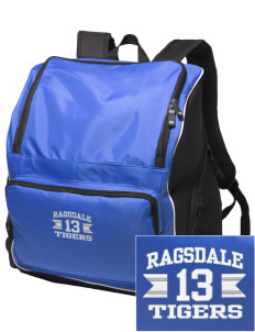Ragsdale High School Tigers Embroidered Holloway Backpack