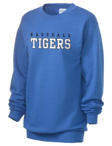 Ragsdale High School Tigers Unisex 7.8 oz Lightweight Crewneck Sweatshirt