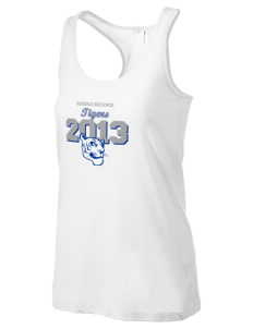 Ragsdale High School Tigers Women's Racerback Tank