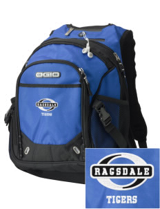 Ragsdale High School Tigers Embroidered OGIO Fugitive Backpack