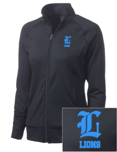 Donna Lee Loflin Elementary School Lions Women's NRG Fitness Jacket