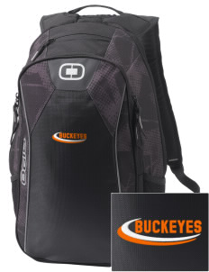 Nelsonville York Elementary School Buckeyes Embroidered OGIO Marshall Backpack