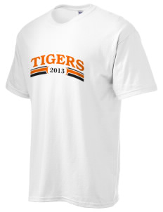 Jefferson Avenue Elementary School Tigers Ultra Cotton T-Shirt