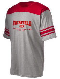 Fairfield High School Indians Holloway Men's Champ T-Shirt