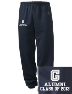 Grayhill Elementary School Eagles Embroidered Champion Men's Sweatpants
