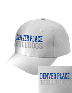 Denver Place Elementary School Bulldogs Embroidered Low-Profile Cap