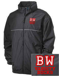 Buckeye West Elementary School Bucks Embroidered Men's Element Jacket