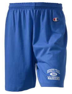 "Buckeye Trail High School Warriors  Champion Women's Gym Shorts, 6"" Inseam"