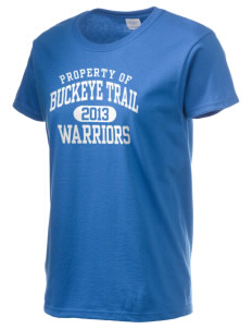 Buckeye Trail High School Warriors Women's 6.1 oz Ultra Cotton T-Shirt
