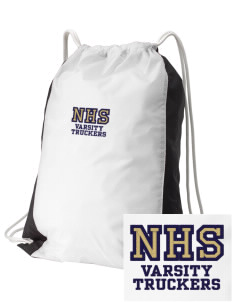 Norwalk High School Truckers Embroidered Holloway Home and Away Cinch Bag