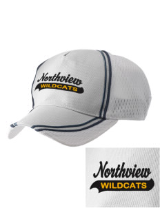 Northview High School Wildcats  Embroidered Champion Athletic Cap