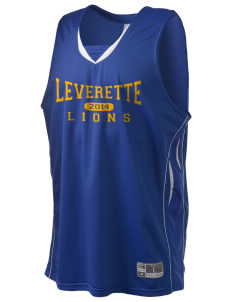 Leverette Junior High School Lions Holloway Men's Brookville Jersey
