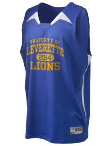 Leverette Junior High School Lions Holloway Men's Irish Jersey