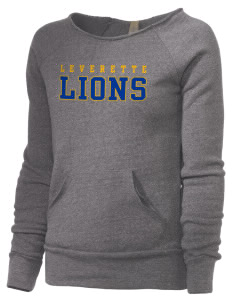 Leverette Junior High School Lions Alternative Women's Maniac Sweatshirt