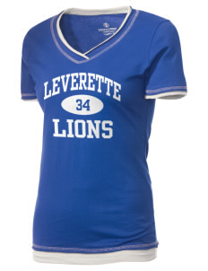 Leverette Junior High School Lions Holloway Women's Dream T-Shirt