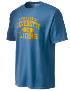 Leverette Junior High School Lions Men's Essential T-Shirt