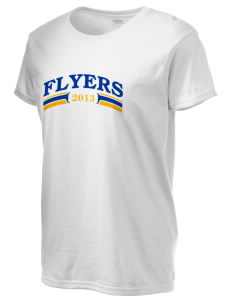 South Main Street Elementary School Flyers Women's 6.1 oz Ultra Cotton T-Shirt