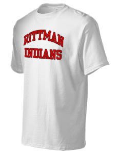 Rittman High School Indians Men's Essential T-Shirt