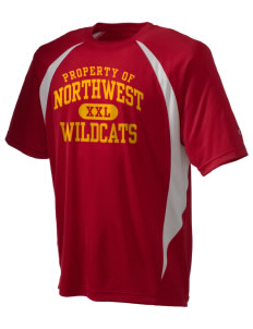 Northwest 6th Grade Center Wildcats Champion Men's Double Dry Elevation T-Shirt